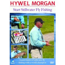 Hywel Morgan Start Stillwater Fly Fishing [DVD]