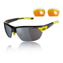 Sunwise Kennington Interchangeable 4 Sets Of Lenses - Black - SS19