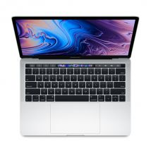Apple Macbook Pro (2019) with Touch Bar 13-inch 2.4GHz I5 256GB Silver - MV992  [US Keyboard]