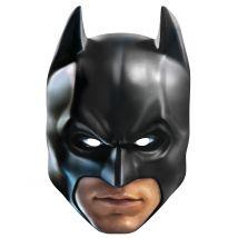 Batman Pappmaske für Erwachsene