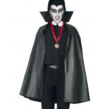 Mantello per vampiro adulto Halloween