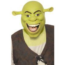 Shrek maschera in lattice