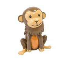 Statuina in resina scimmia