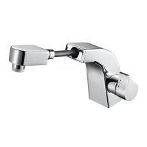 Mitigeur lavabo et vasque de qualité supérieure NT7060 avec douchet