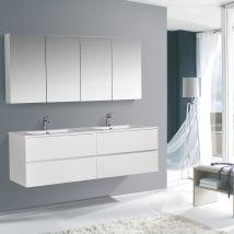 Ensemble pour salle de bain EDGE 1500 - dans différentes couleurs - a