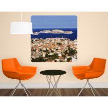 Selbstklebendes Wandbild Marseille