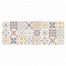 Universele mat (120 cm) Salou Oranje