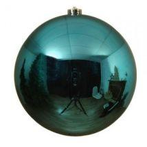 Bola de Navidad (D140 mm) Alpine Azul turquesa