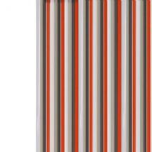 Rideau de porte (90 x H220 cm) Lanières pvc Rouge