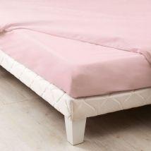 Drap housse coton supérieur (120 cm) Félicie Rose