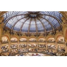 Galeries Lafayette - Parisian Shopping Experience + Vedettes de Paris
