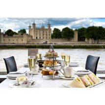 Bateaux London - Afternoon Tea Cruise