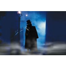 Jack the Ripper & Haunted London tour with fish & chips