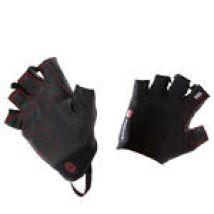 Domyos Handschoen spiertraining 100 Domyos zwart rood