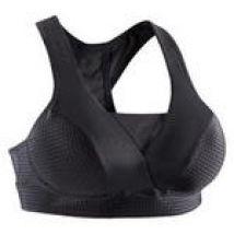 Domyos Sportbeha voor cardiofitness dames 900 zwart
