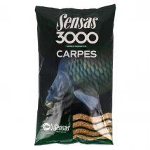 Sensas - Amorce Pêche 3000 Carpe 1 Kg - Taille unique