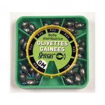 Sensas - Lests Peche Coup/gb/quiver/bolo Boite Distrib. Olivettes Xl - Taille unique