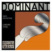 Thomastik Dominant 191S 3/4 Double Bass SOLO E String Chrome Wound