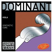 Thomastik Dominant 138 1/2 Viola G String Silver Wound