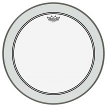 Remo Powerstroke 3 Clear 20 Dot Bass Drum Head