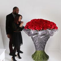 1000 of The World's Largest Roses - flowers