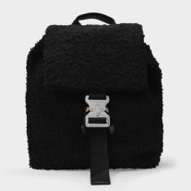 Oversize Tank Backpack in Black Polar