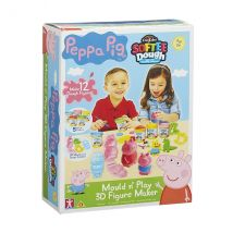 Peppa Pig Dough Mould and Play 3D Figure Maker