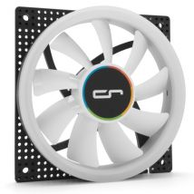 Cryorig Crona X ARGB 120mm PWM Triple Fan Pack with Controller (400-1700rpm) - White