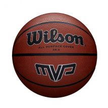 Wilson MVP Basket Ball Size 7 Brown