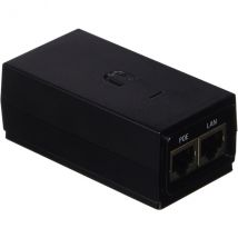 Ubiquiti POE-24-12W 24V 12W Fast Ethernet PoE Injector UK Plug