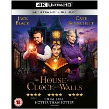 The House with a Clock in its Walls 4KUHD + Blu-ray