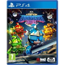 Super Dungeon Bros PS4 Game