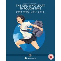 Hosoda Collection: The Girl Who Leapt Through Time Blu-ray