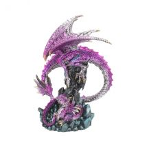 Parental Guidance Dragon Figurine