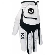 Masters Mens RX Ultimate Golf Glove LH XL White