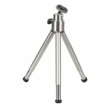 Hama Mini Tripod with Ball Tilt Head Silver 00004009