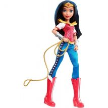 Ex-Display DC SuperHero Girls Wonder Women 12 inch Doll Used - Like New