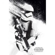Star Wars Episode VII - Stormtrooper Paint Maxi Poster
