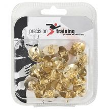 Precision Steel Cricket Spikes (6 Sets of 20)