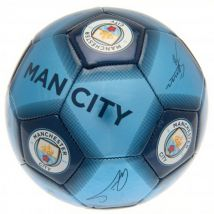 Manchester City FC Football Signature