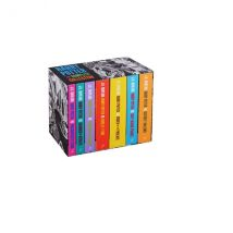 Harry Potter Boxed Set: The Complete Collection by J. K. Rowling (2018, Paperback)