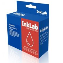 InkLab CLI526 Canon Compatible Black Replacement Ink