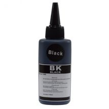 InkLab Universal Refill Ink For Brother/Canon/Epson Black 100ml