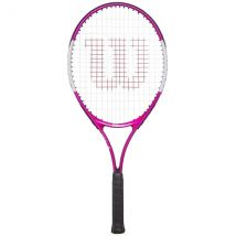 Wilson Ultra Pink Junior Tennis Racket Pink - 25 Inches