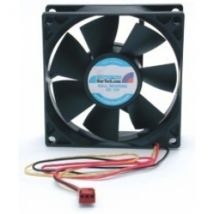 StarTech 80x25mm Dual Ball Bearing Computer Case Fan with TX3 Connector