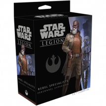 Star Wars Legion: Rebel Specialists Personnel Expansion Board Game