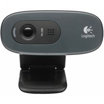 Logitech HD Webcam C270 3MP 1280 x 720pixels USB 2.0 Black