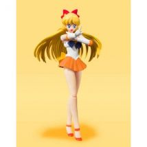 Sailor Moon S.H. Figuarts Action Figure Sailor Venus Animation Color Edition 14 cm
