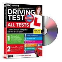 Focus Multimedia Driving Test Success All Tests 2016 Edition for PC DVD-ROM [Used]