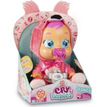 Cry Babies Fancy Interactive Doll